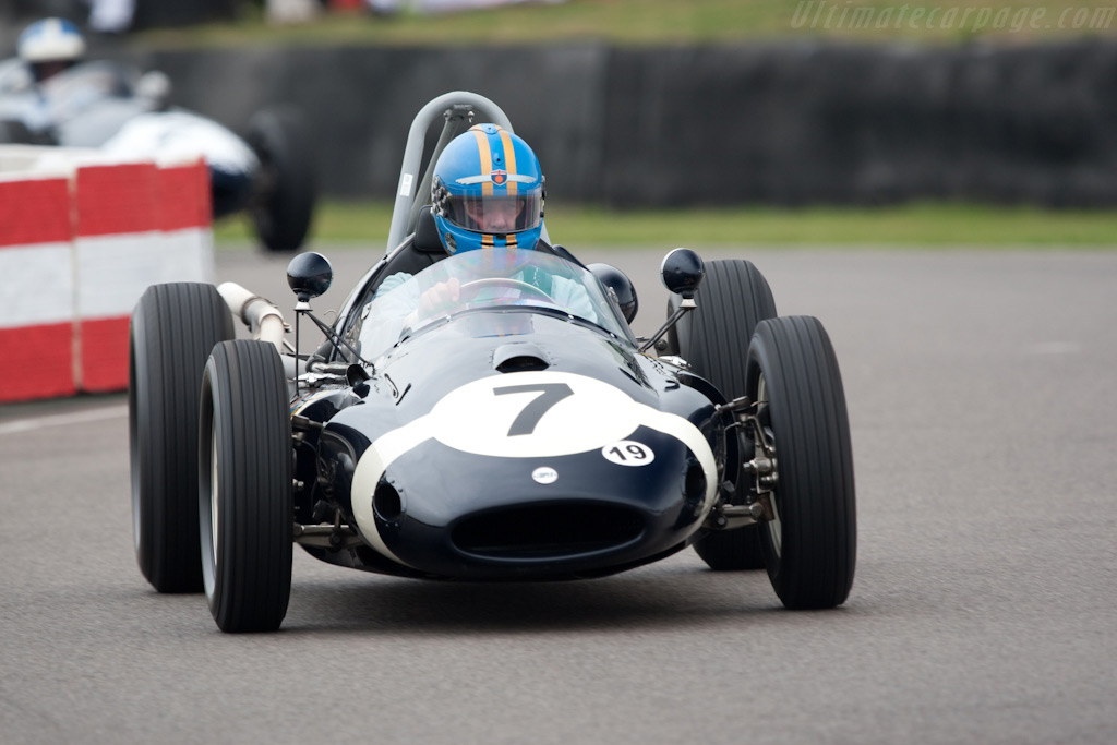 Cooper T43 Climax    - 2009 Goodwood Revival