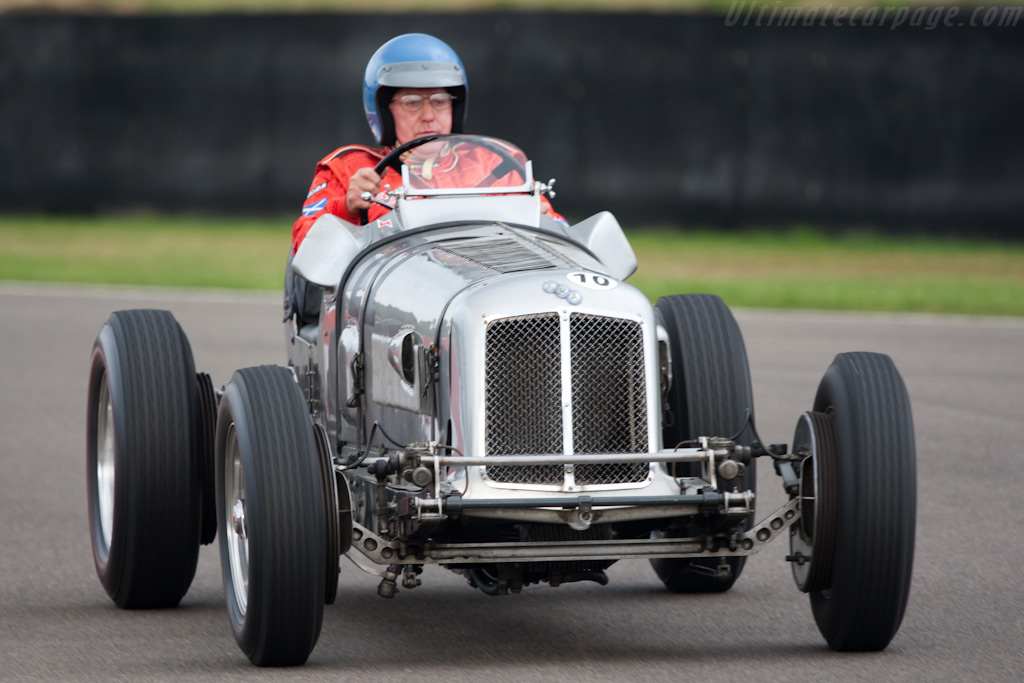 ERA R11B - Chassis: R11B   - 2009 Goodwood Revival