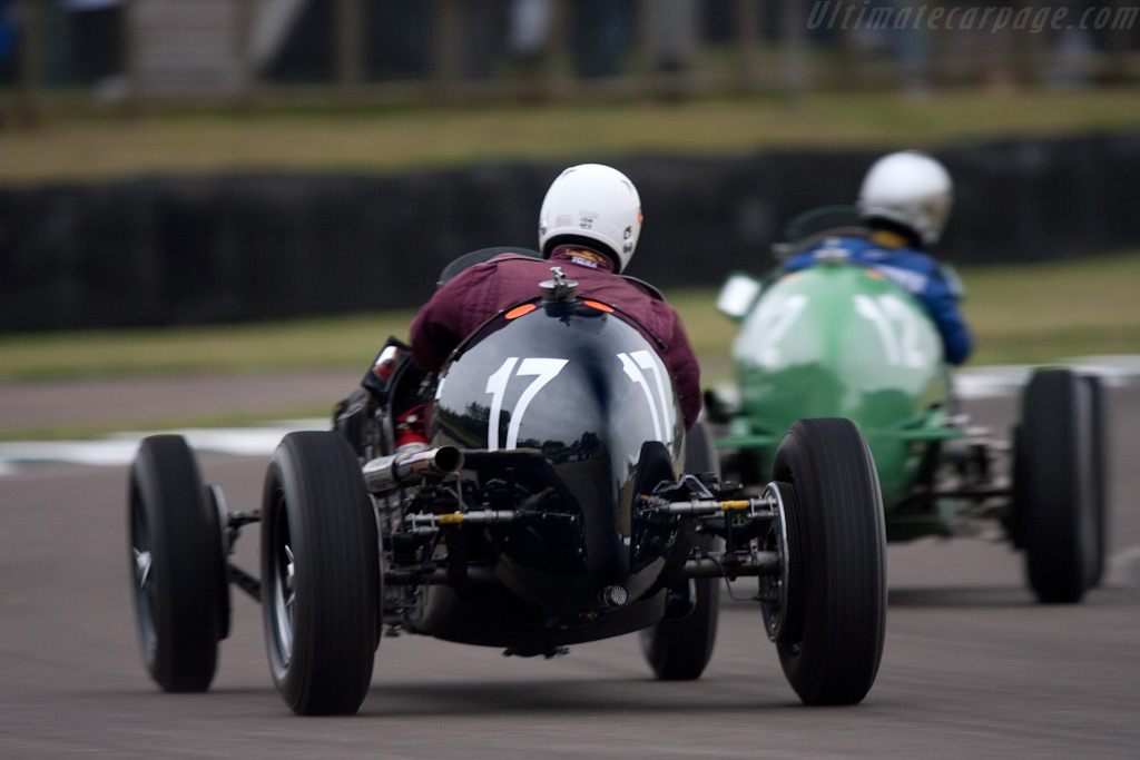 ERA R6B - Chassis: R6B   - 2009 Goodwood Revival