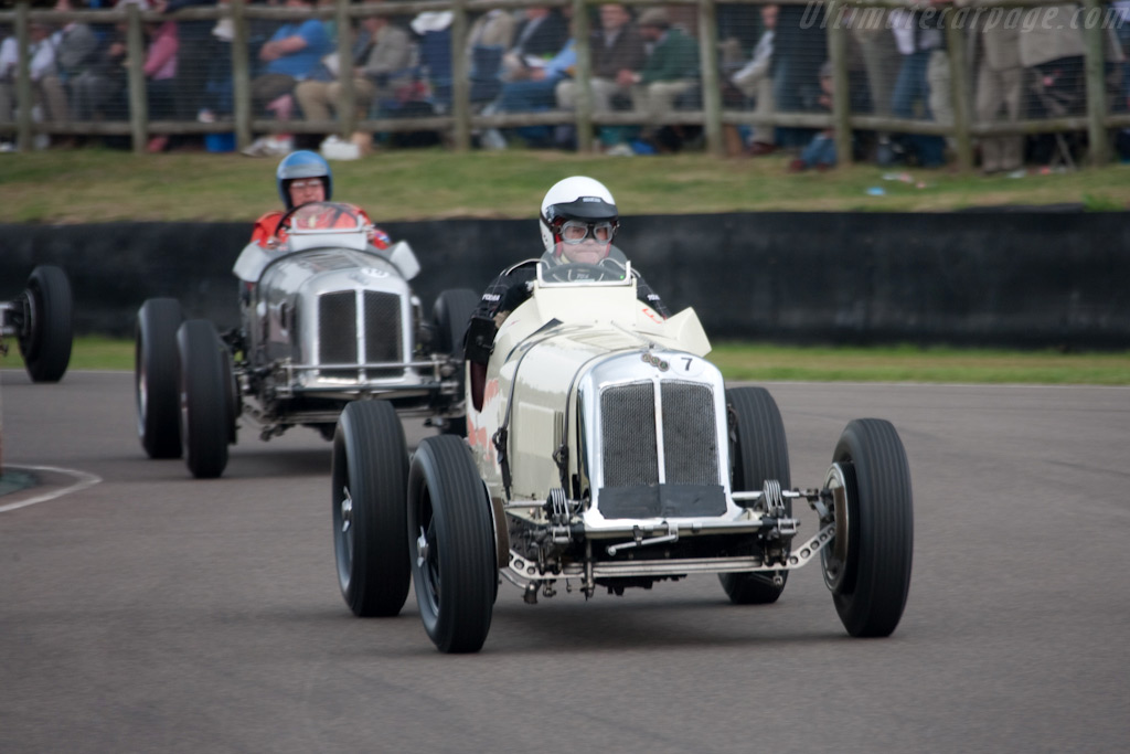 ERA R7B - Chassis: R7B   - 2009 Goodwood Revival