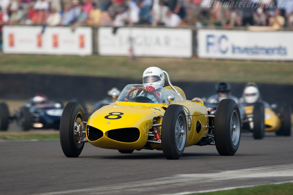 Ferrari 156 Dino F1 'Sharknose' - Chassis: 0006R   - 2009 Goodwood Revival