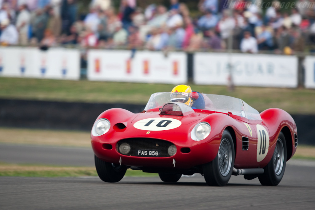 Ferrari 246 Dino S - Chassis: 0778   - 2009 Goodwood Revival
