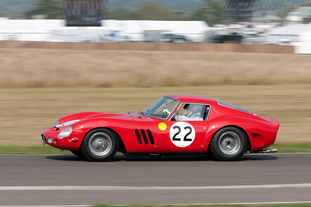 Ferrari 250 GTO - Chassis: 3757GT   - 2009 Goodwood Revival