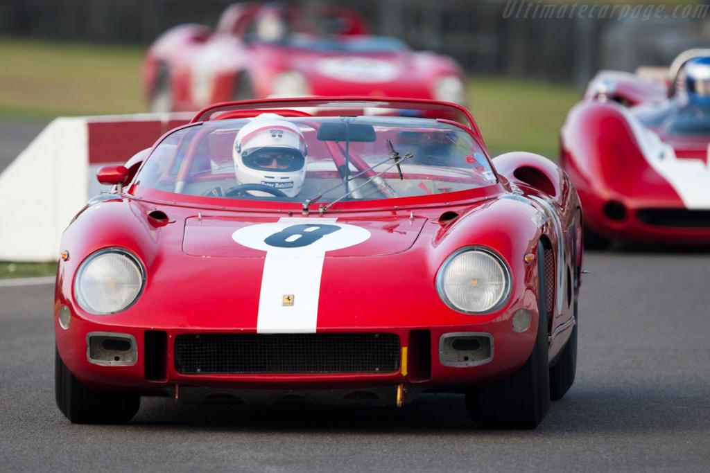 Ferrari 250 P - Chassis: 0812   - 2009 Goodwood Revival