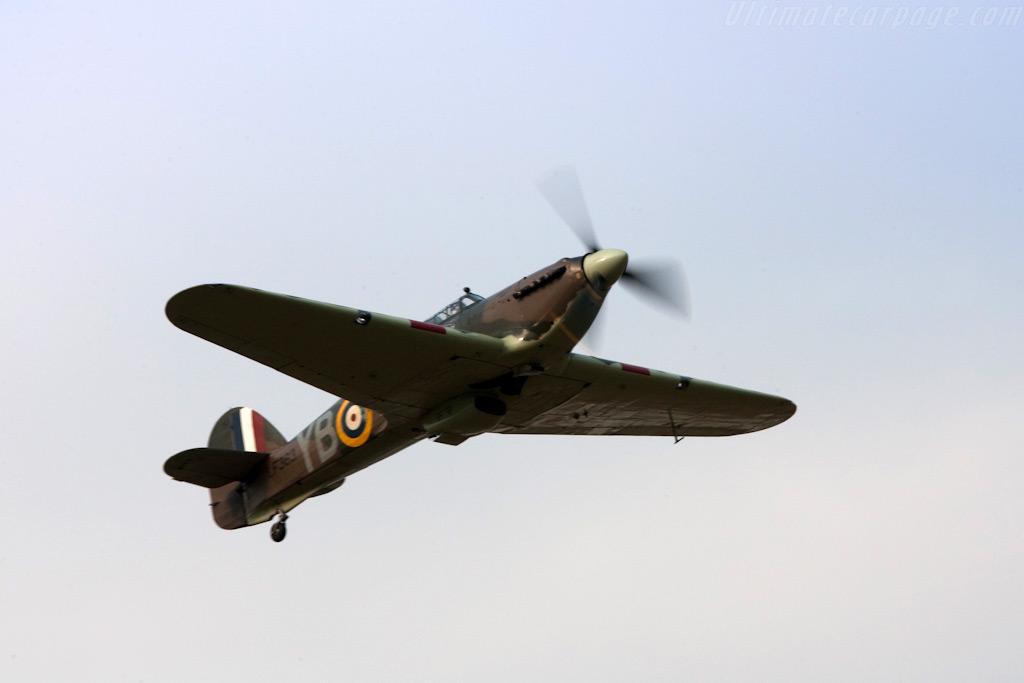 Hawker Hurricane    - 2009 Goodwood Revival
