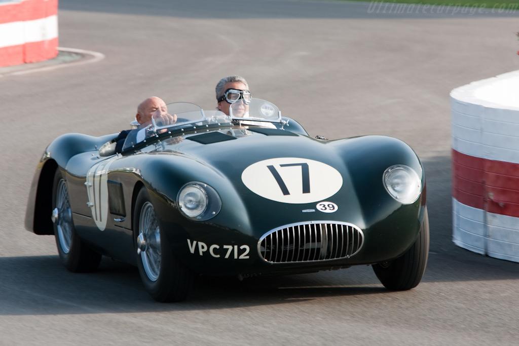 Jaguar C-Type    - 2009 Goodwood Revival