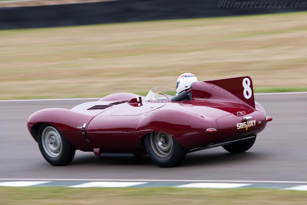 Jaguar D-Type - Chassis: XKD 534   - 2009 Goodwood Revival