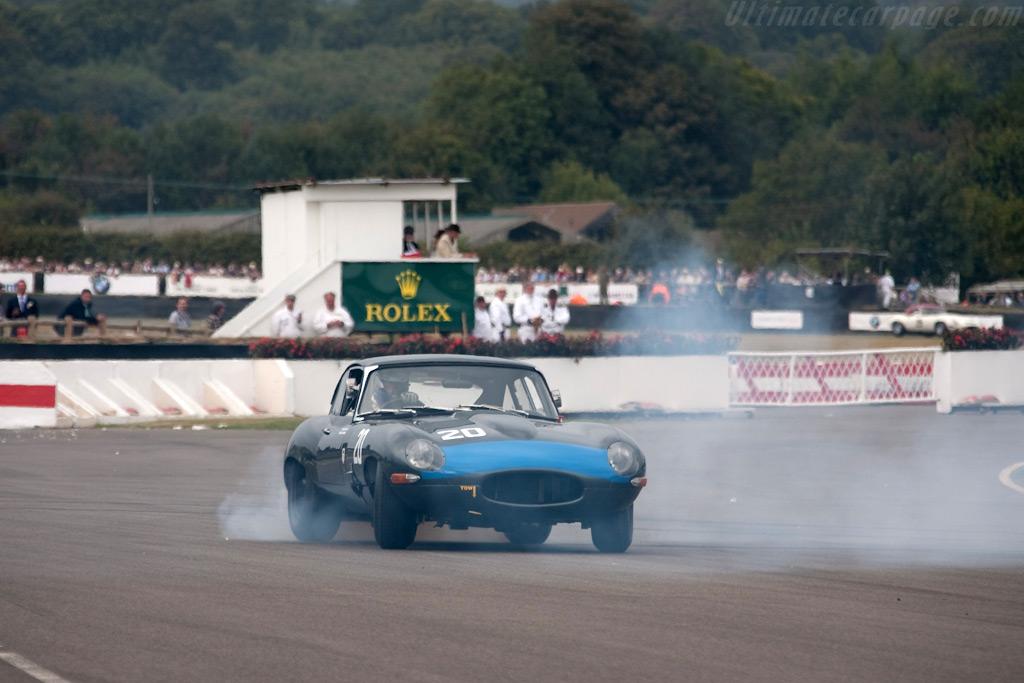 Jaguar E-Type    - 2009 Goodwood Revival