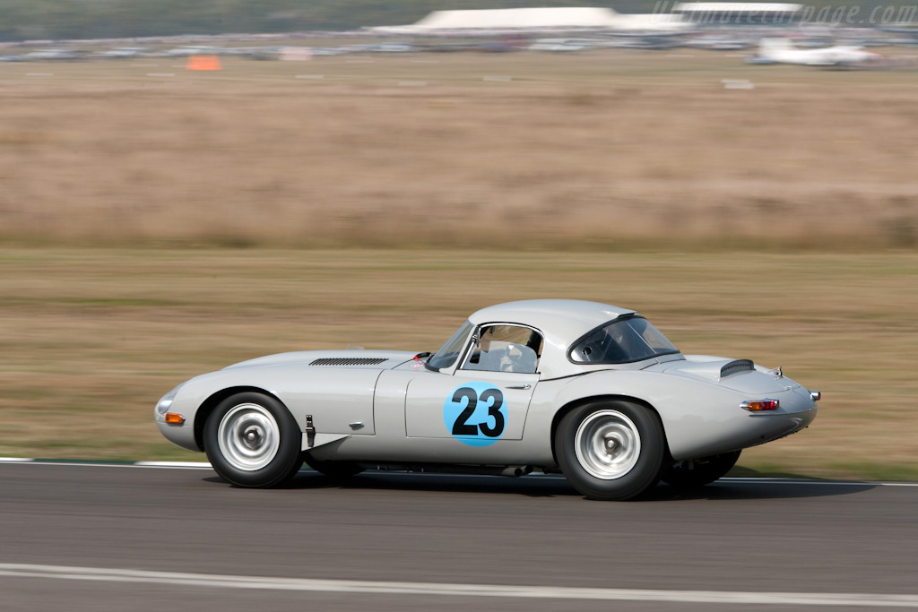 Jaguar E-Type Lightweight - Chassis: S850006   - 2009 Goodwood Revival