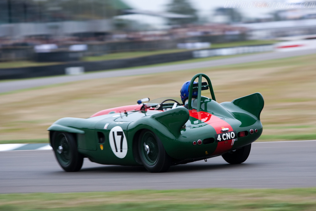 Lister Bristol    - 2009 Goodwood Revival