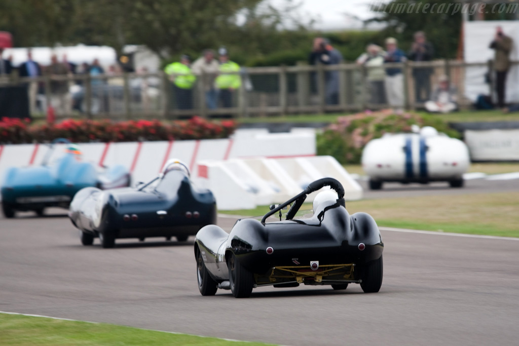 Lola Mk1 - Chassis: BR32   - 2009 Goodwood Revival