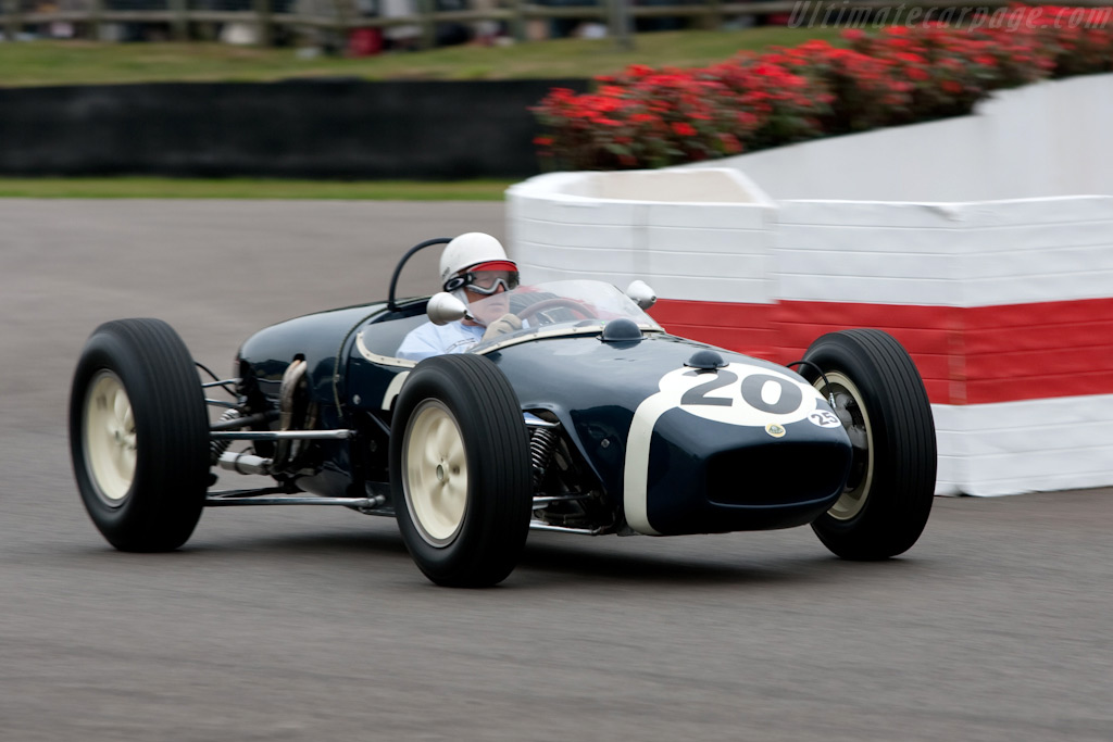 Lotus 18 Climax    - 2009 Goodwood Revival