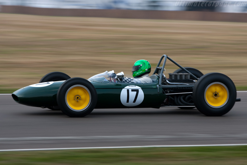 Lotus 24 Climax    - 2009 Goodwood Revival