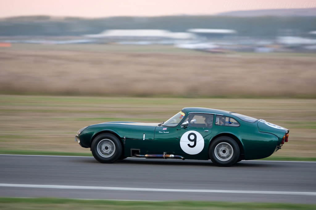 Marcos 1500    - 2009 Goodwood Revival