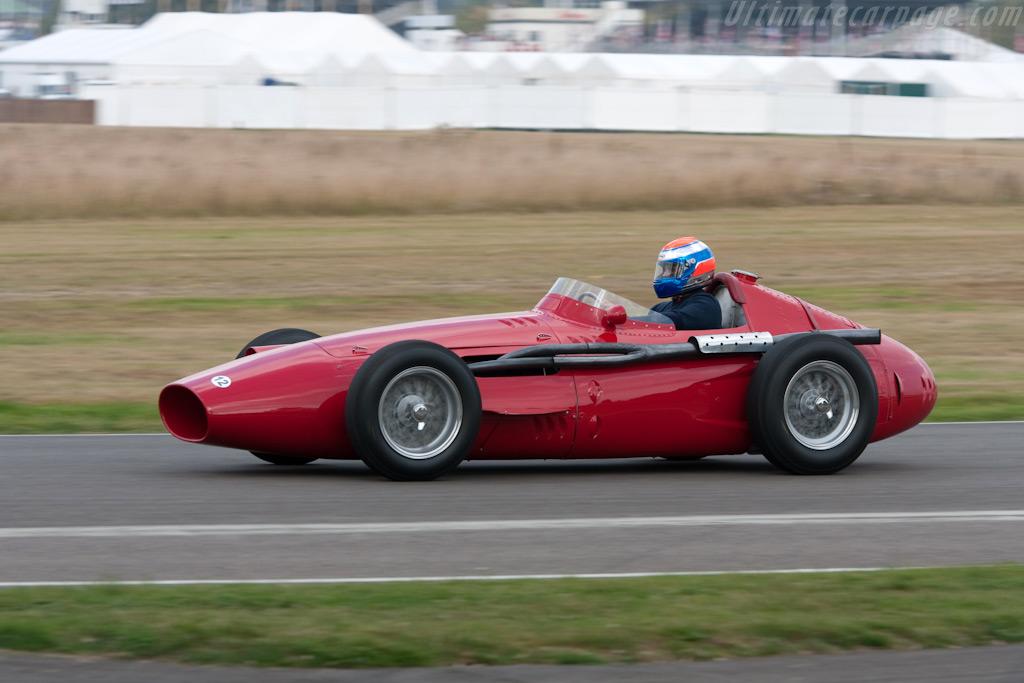 Maserati 250F    - 2009 Goodwood Revival