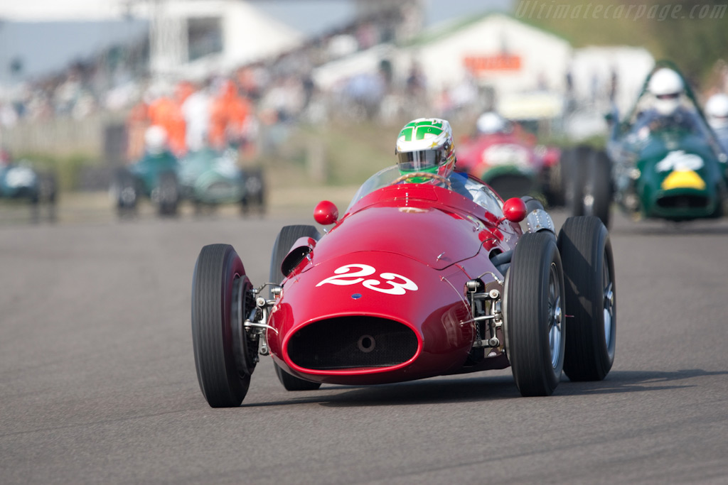 Maserati 250F    - 2009 Goodwood Revival