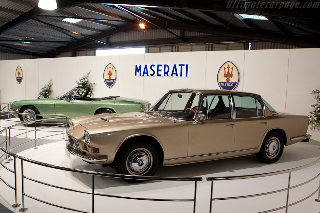 Maserati Quattroporte    - 2009 Goodwood Revival