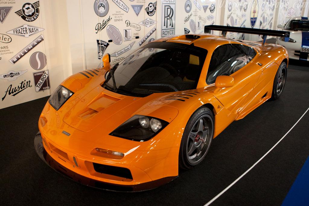 McLaren F1 GTR - Chassis: 16R   - 2009 Goodwood Revival