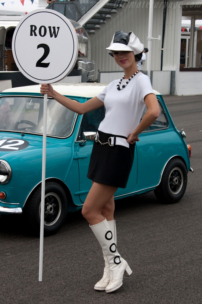 Mini Skirt    - 2009 Goodwood Revival
