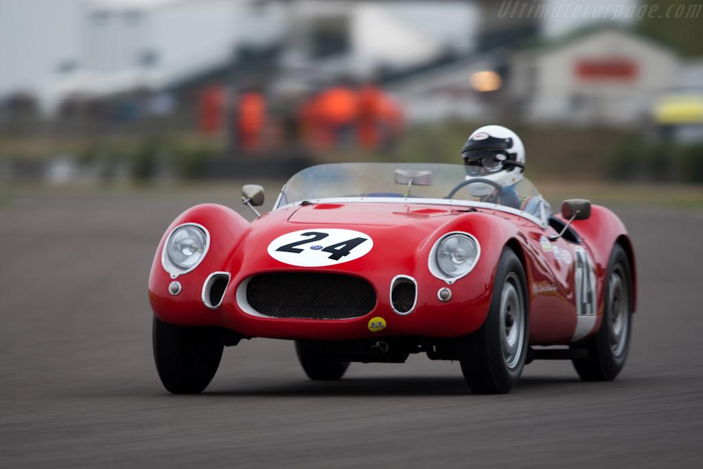 OSCA MT4 Alfa Romeo    - 2009 Goodwood Revival