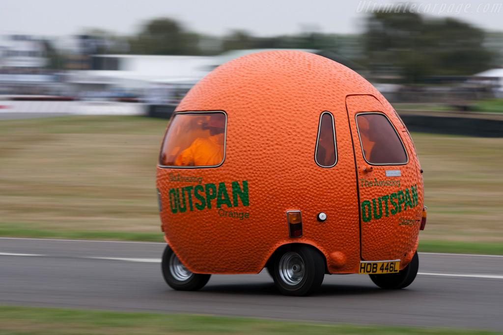 Outspan Orange Mini    - 2009 Goodwood Revival