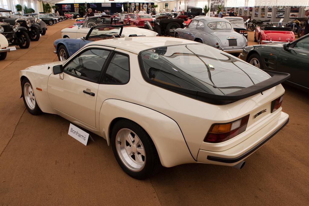Porsche 924 Carrera Prototype    - 2009 Goodwood Revival