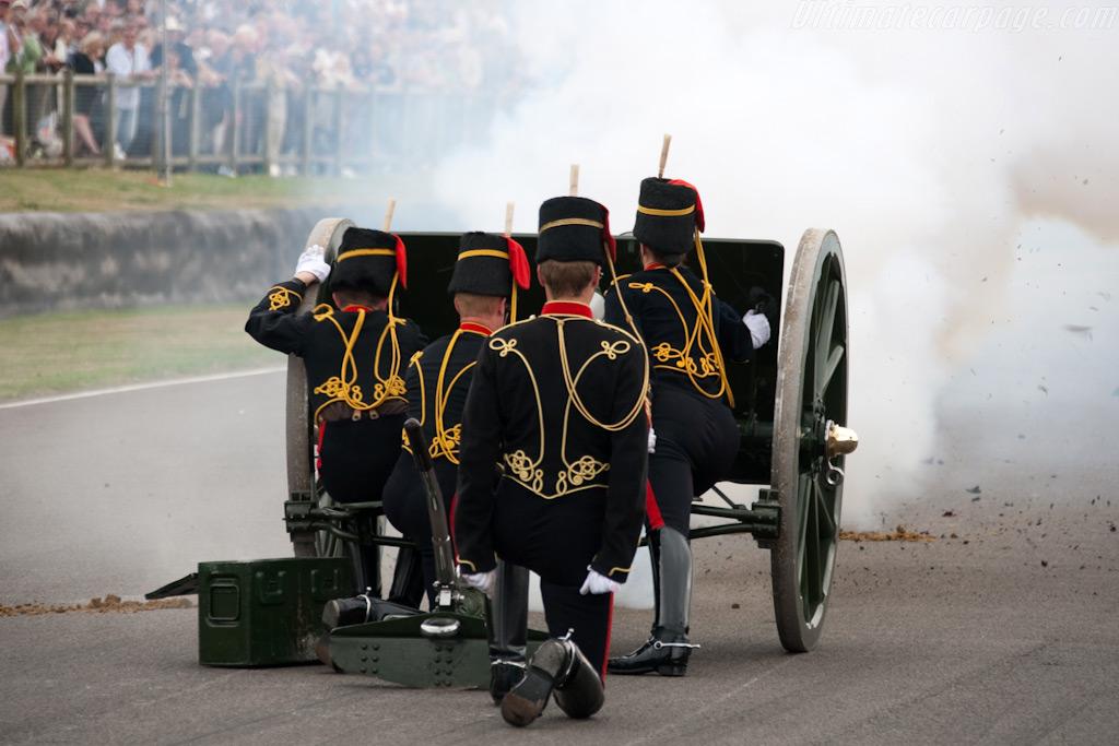 Royal Horse Artillery    - 2009 Goodwood Revival