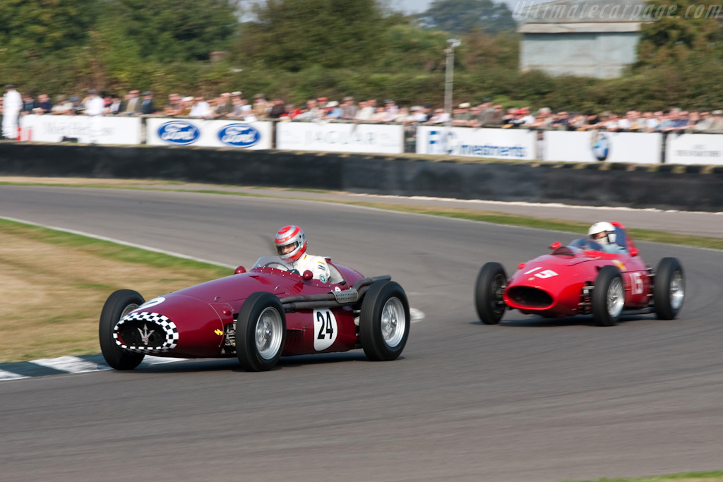 Stippler vs Attwood - Chassis: 2521   - 2009 Goodwood Revival