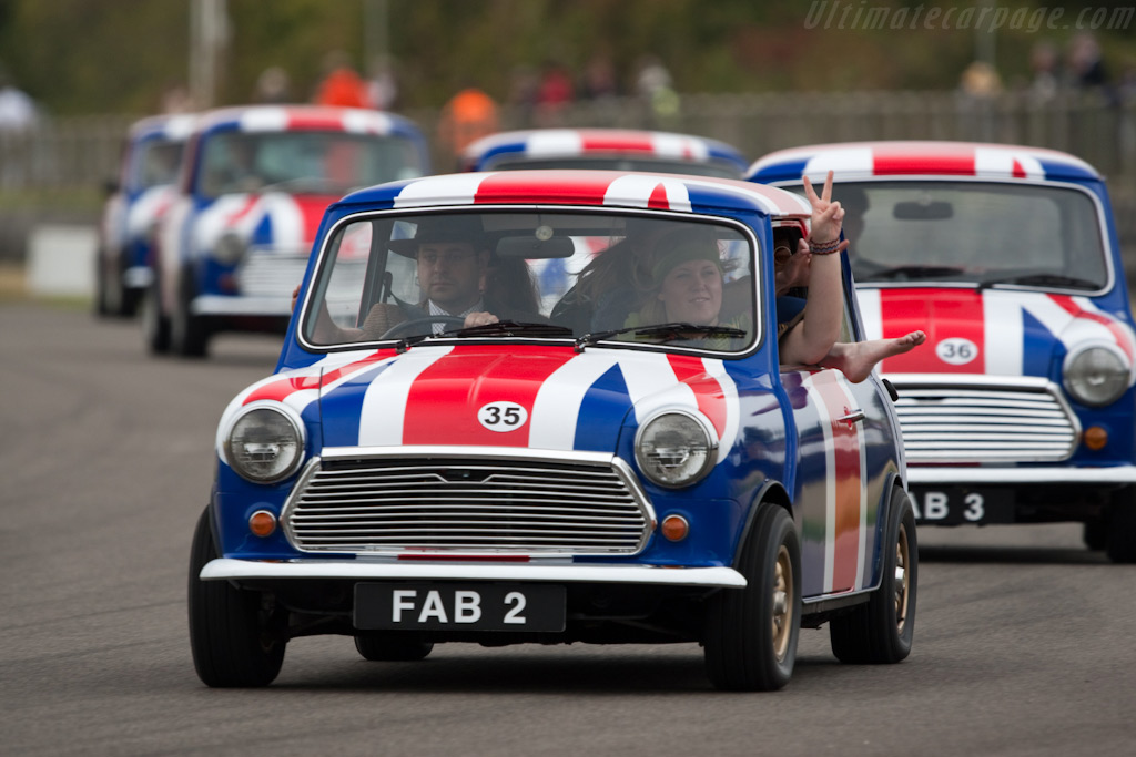 The Self Preservation Society    - 2009 Goodwood Revival