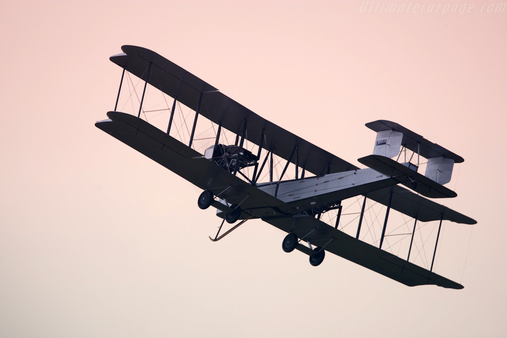 Vickers Vimy    - 2009 Goodwood Revival