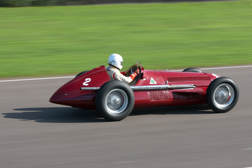 Race 01: Goodwood Trophy for Grand Prix Voiturette cars of a type ...