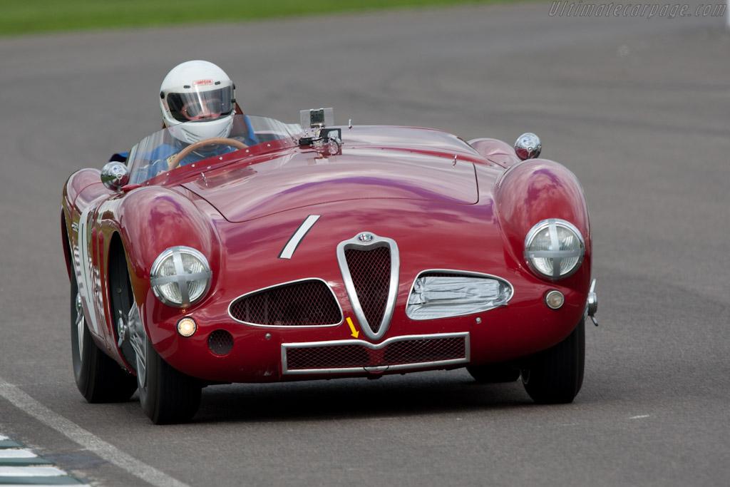Alfa Romeo 3000 'Disco Volante'    - 2010 Goodwood Revival