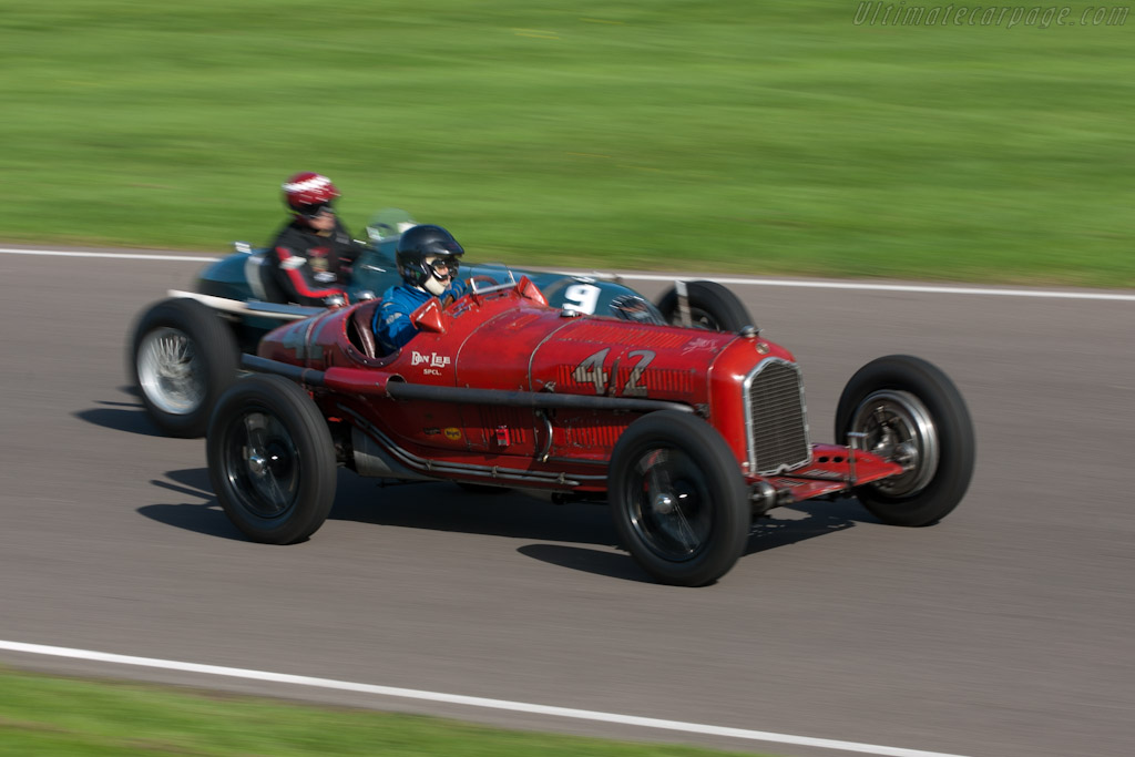 Alfa Romeo Tipo B - Chassis: 50007   - 2010 Goodwood Revival