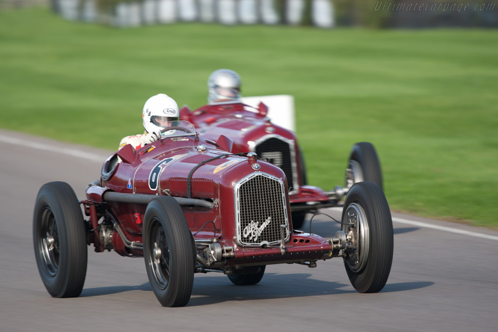 Alfa Romeo Tipo B - Chassis: 50003   - 2010 Goodwood Revival