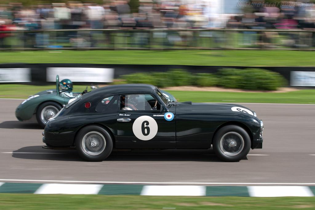 Aston Martin DB2    - 2010 Goodwood Revival