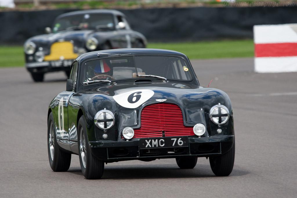 Race Car Trophy >> Aston Martin DB2 - 2010 Goodwood Revival