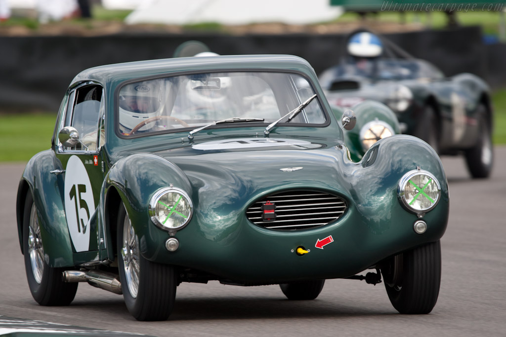 Aston Martin DB3 Coupe - Chassis: DB3/7   - 2010 Goodwood Revival