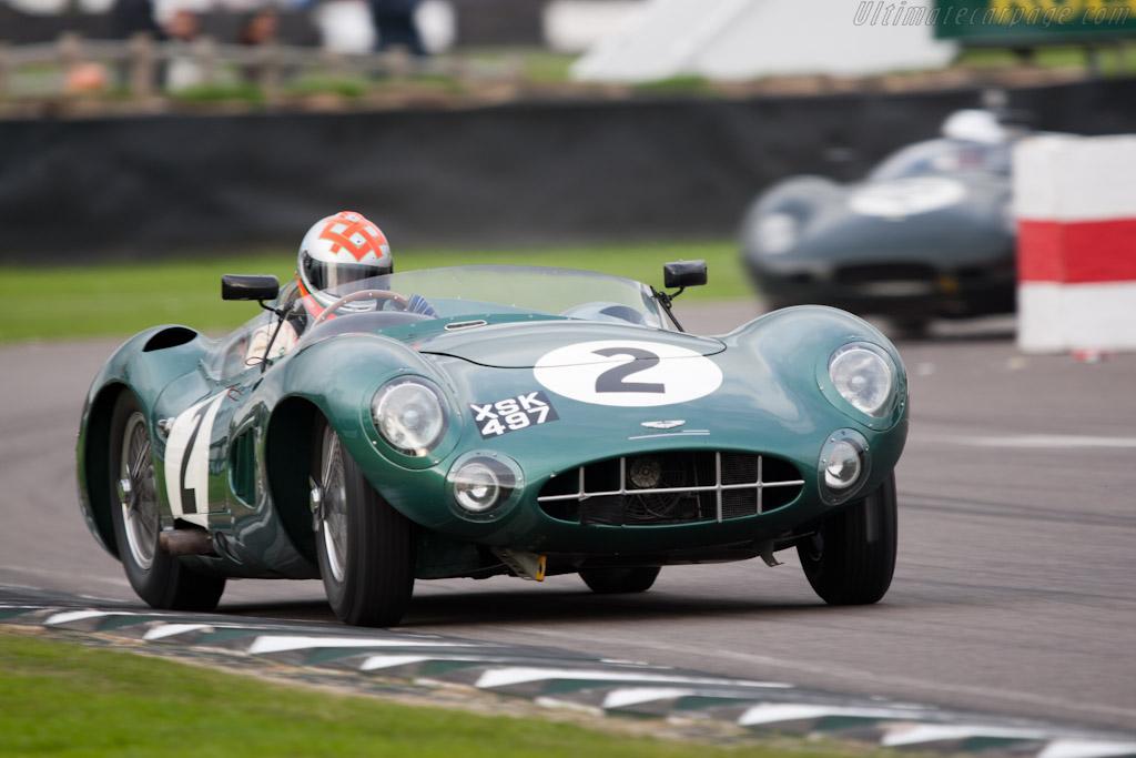 Aston Martin DBR1 - Chassis: DBR1/2 - Entrant: Harry Leventis - Driver: Bobby Verdon-Roe  - 2010 Goodwood Revival