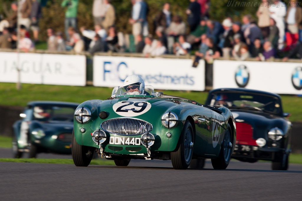 Austin Healey 100S - Chassis: SPL-226B   - 2010 Goodwood Revival