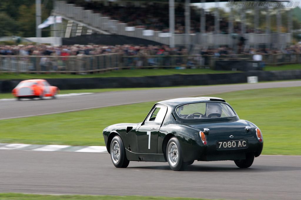 Sprite Race Car