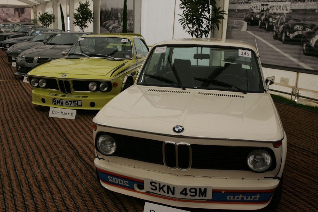 Bmw 2002 Sale >> BMW 2002 Turbo - 2010 Goodwood Revival
