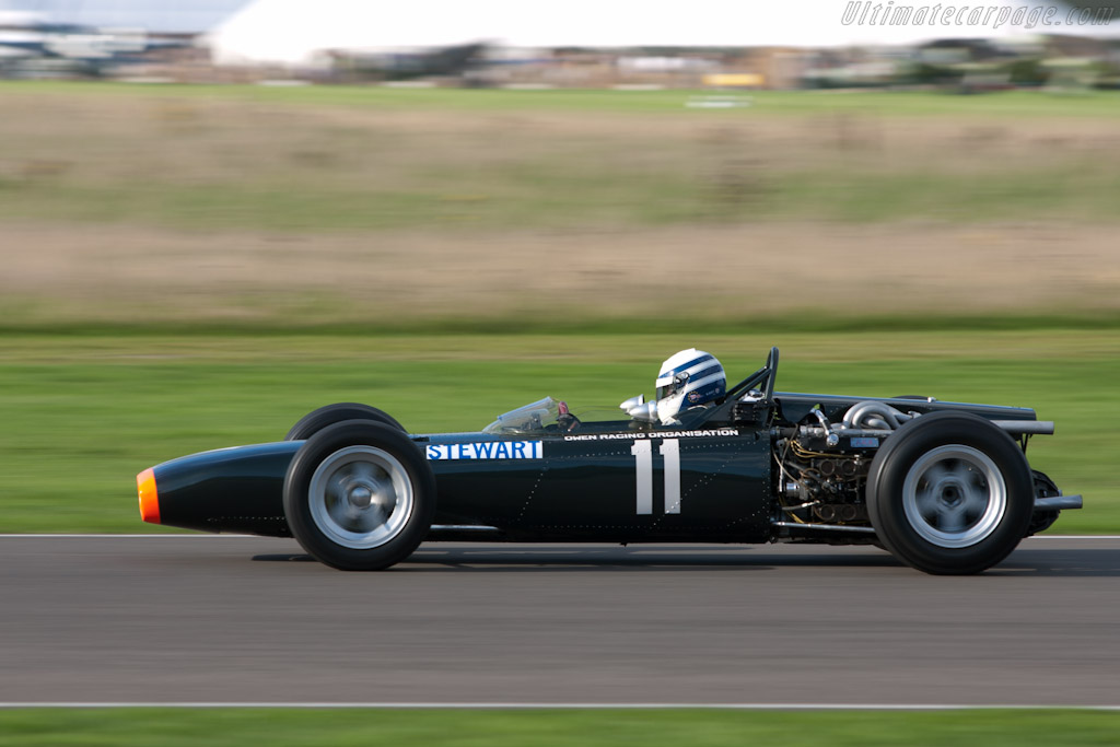 BRM P115 'H16' - Chassis: 1151   - 2010 Goodwood Revival