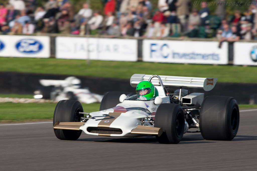 BRM P153 - Chassis: P153/03   - 2010 Goodwood Revival