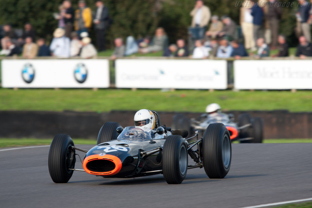 BRM P261    - 2010 Goodwood Revival