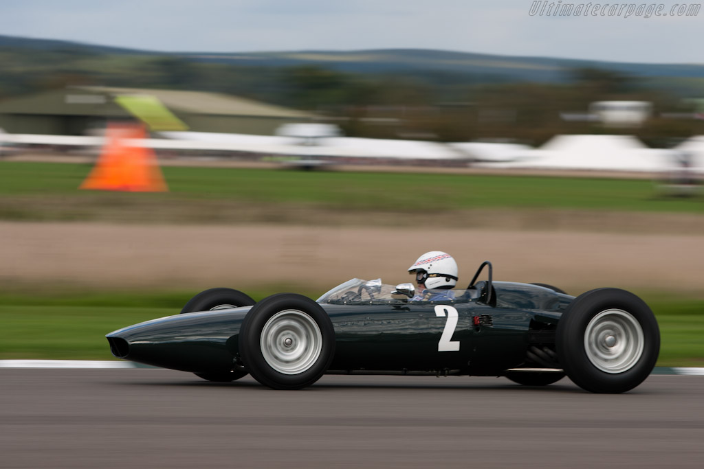 BRM P578 - Chassis: 5781 - Driver: Brian Redman  - 2010 Goodwood Revival