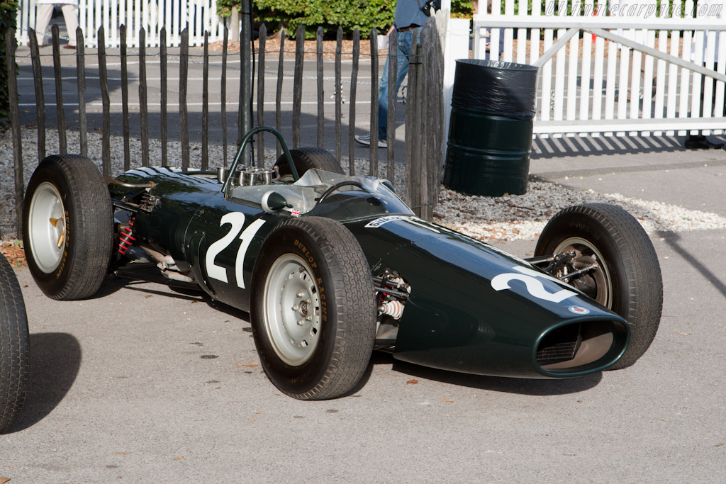BRM P67    - 2010 Goodwood Revival