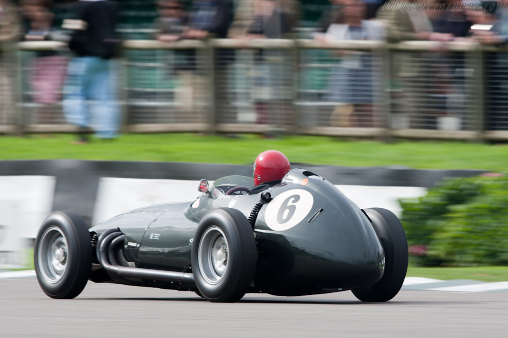BRM Type 25    - 2010 Goodwood Revival