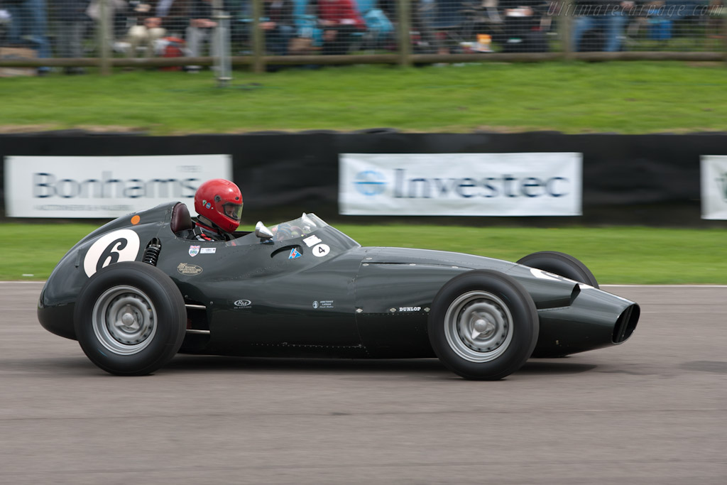 BRM Type 25    - 2010 Goodwood Revival