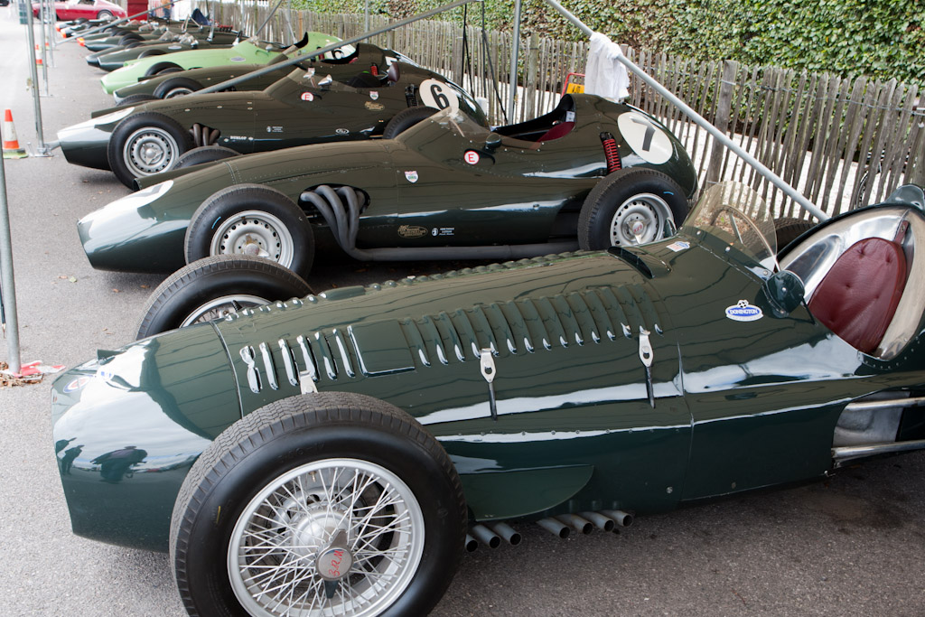 BRMs    - 2010 Goodwood Revival