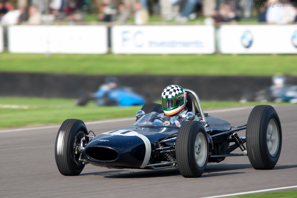 Brabham BT11 BRM - Chassis: F1-6-64  - 2010 Goodwood Revival